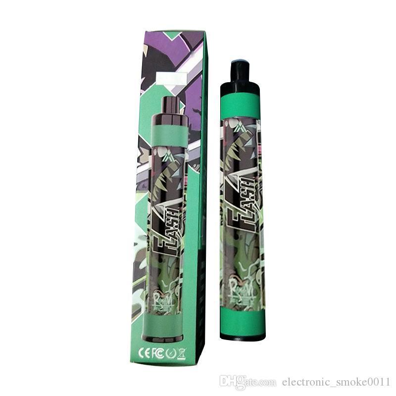Randm Flex Flash Vape Descartável em Bulk 1000 Buffs E Cigarros Kit de Dispositivo Ecig 4ML Capacidade Descartável Vape Canetas para Vaping