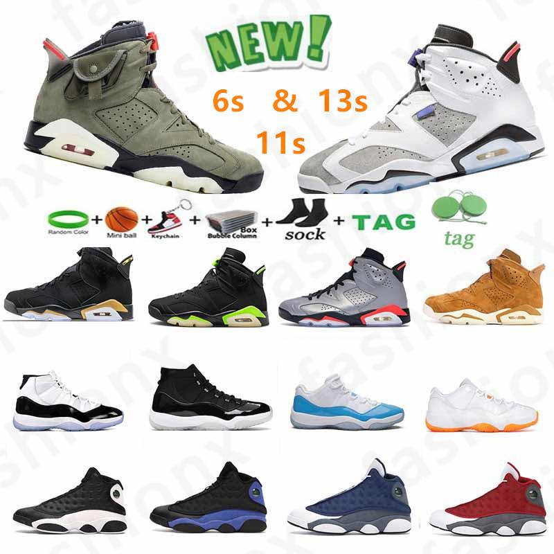 [상자 포함]2021 air jordan jordans men women fearless chicago obsidian mocha satin retro shoes OG 1s low mens Jumpman basketball court grey 36-46