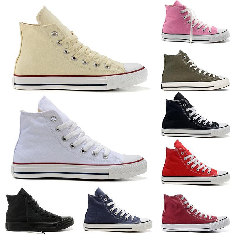 Converse all star 1970 1970s Sneakers con plateau Scarpe casual Designer di marca di lusso da donna Moda uomo donna scarpe da ginnastica all'aperto