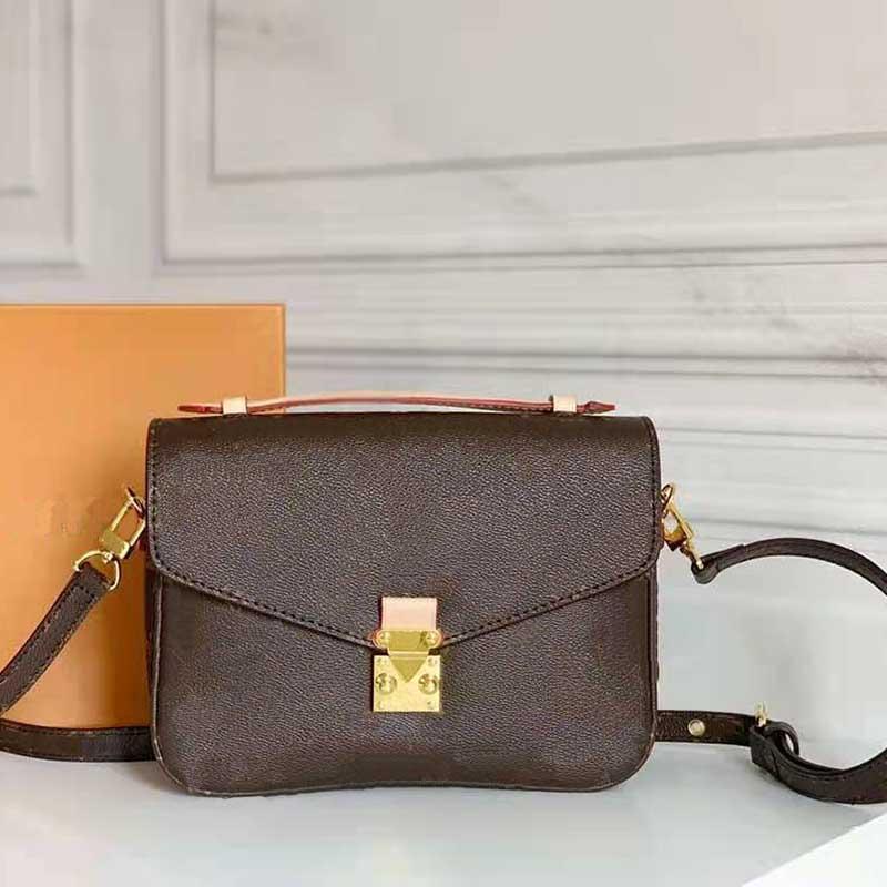 أزياء فاخرة مصمم الكلاسيكية محفظة جلدية حقيبة يد سيدة 3A + جودة عالية مظروف الباركيه حقيبة الكتف حقيبة fannypack