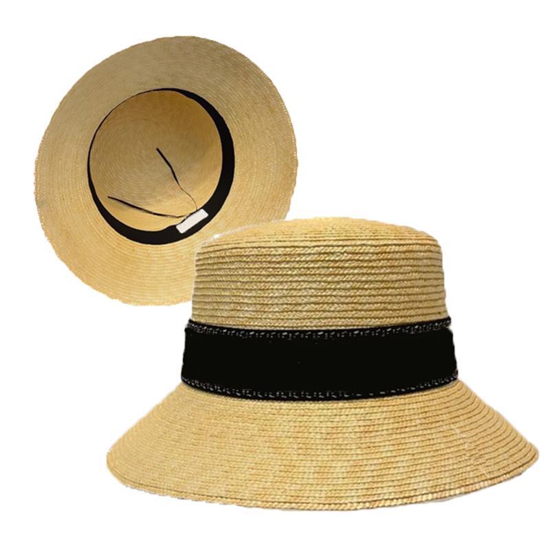 Classic Bucket Hats Stingy Brim TOP Hat Sunhat Street Caps Drop ship Outdoor Dress Fedora Sunscreen Hunting Beach Beanies Dome
