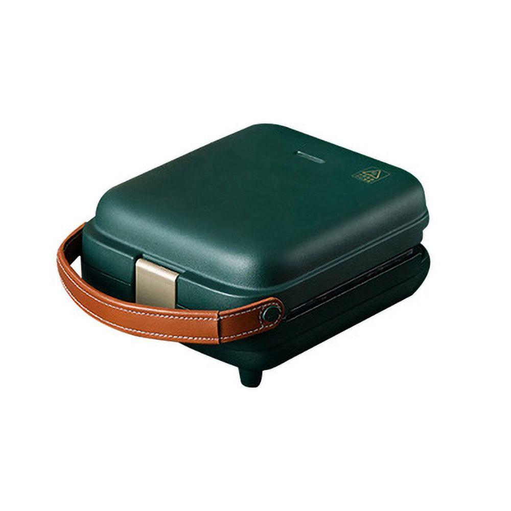 3in1 와플 메이커 선물 다기능 미니 샌드위치 메이커, 계란 와플 및 와플 - 아침 식사 메이커