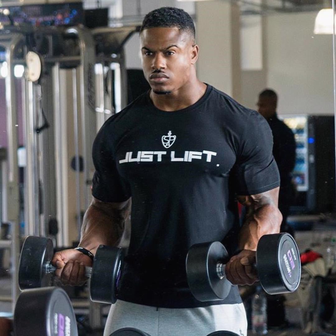 Prophm verano marca algodón gimnasio camisa deportes camiseta hombres manga corta rashgard corriendo tshirt entrenamiento entrenamiento camisetas fitness top camiseta masculino