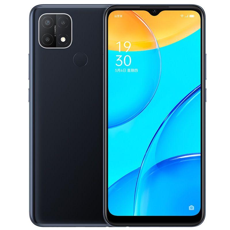 "Original Oppo A35 4G Mobile Phone 4GB RAM 64GB 128GB ROM Helio P35 Octa Core Android 6.52"" Full Screen 13MP AI 4230mAh Face ID Fingerprint Smart Cell Phone"