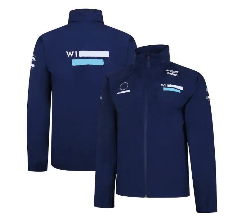 FUCENTE DI GIRAZIONE DI GARACCO F1 2021 Giacca da squadra, Antivento antivento e caldo Abbigliamento sportivo per motocicli