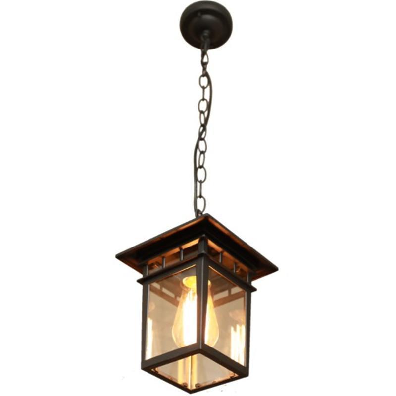 Outdoor Lamp Garden Pendant Gate Hallway Balcony Hanging Lantern Waterproof Corridor Aisle Courtyard Ceiling Lamps
