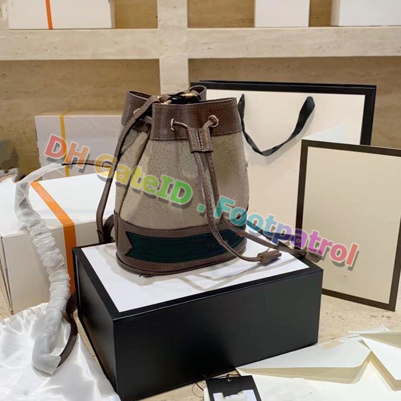 2021 Kadınlar Çantalar Çanta Moda Kova Tote Çanta En Kaliteli Debriyaj Çanta Lüks Tasarımcılar Omuz Çantası Alışveriş Tote Mini Cüzdan Hobos Cep Telefonu Cebi