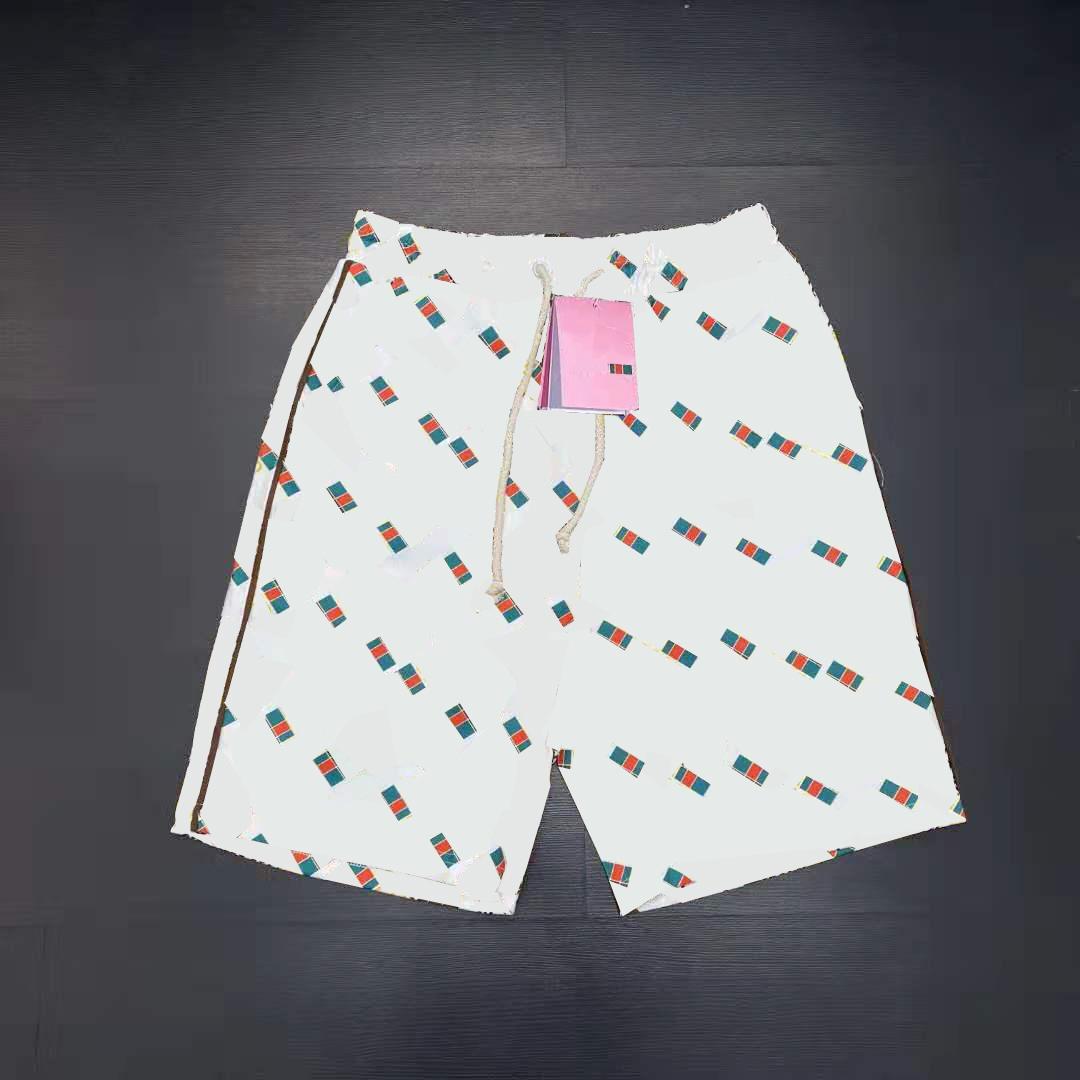 Erkek Parça Şort Pantolon Moda Tarzı Mektuplar Ile Külot İpli Drawing Spor Pantolon Kısa Sokak Dış Giyim Bahar Summers Plaj Pantolon Giyim