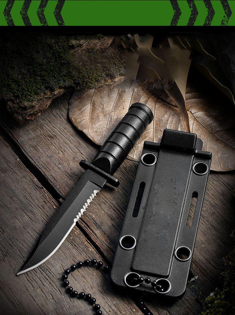 Coltelli pieghevoli da caccia in acciaio inossidabile portatile in acciaio inox multiuso
