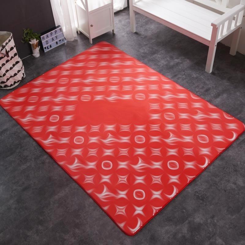 Varios tamaños nórdicos 3D impresos grandes alfombras Galaxy colchonetas Suave área de lujo alfombras antideslizantes para sala de estar Decoración para el hogar Parlor de la alfombra 875