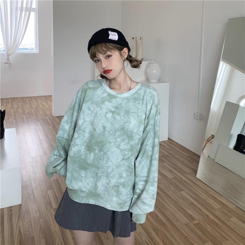 Frauen Hoodies Sweatshirts Lose Pullover Casual Style Koreanische Kleidung Mode Marke Ulzzang Frühling Herbst Frauen Oversize