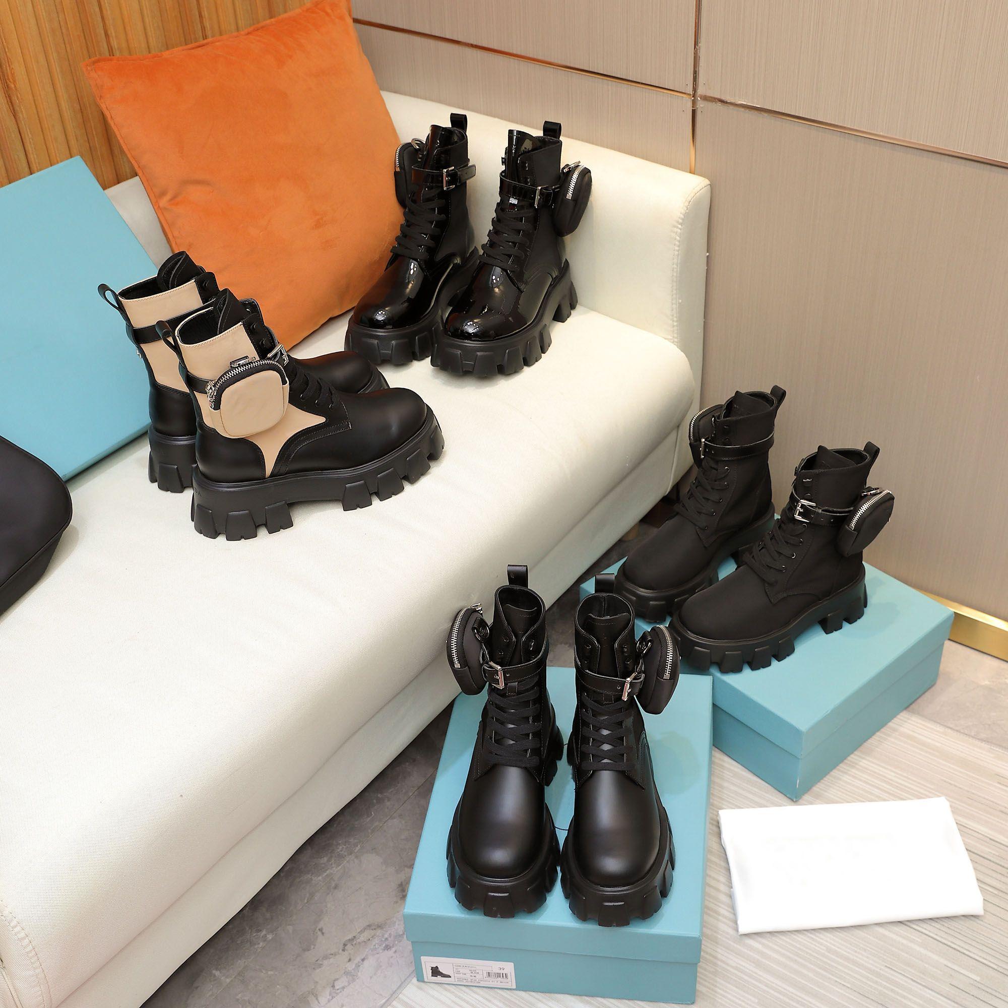 الكلاسيكية المرأة القتالية الأحذية الجلدية والنايلون الجوارب الأحذية القابلة للإزالة الحقيبة الأسود إرفاق الكاحل محركات التمهيد للمرأة الجوارب الحذاء في الهواء الطلق