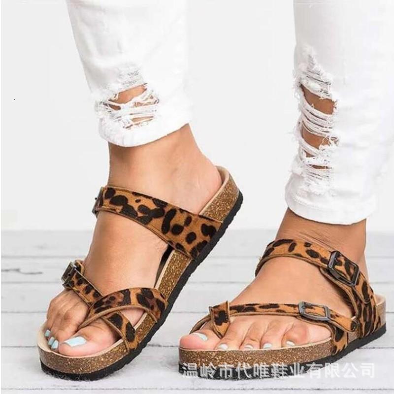 Sandalias cruzadas para las mujeres