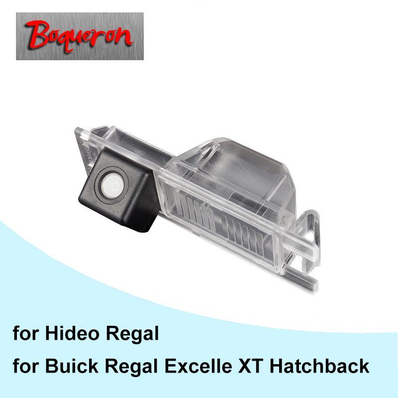 Carro traseiro Vista Câmeras Estacionamento Sensores Boqueron para Hideo Regal Excelle XT 10 ~ 13 Câmera HD CCD Night Vision Backup reverso