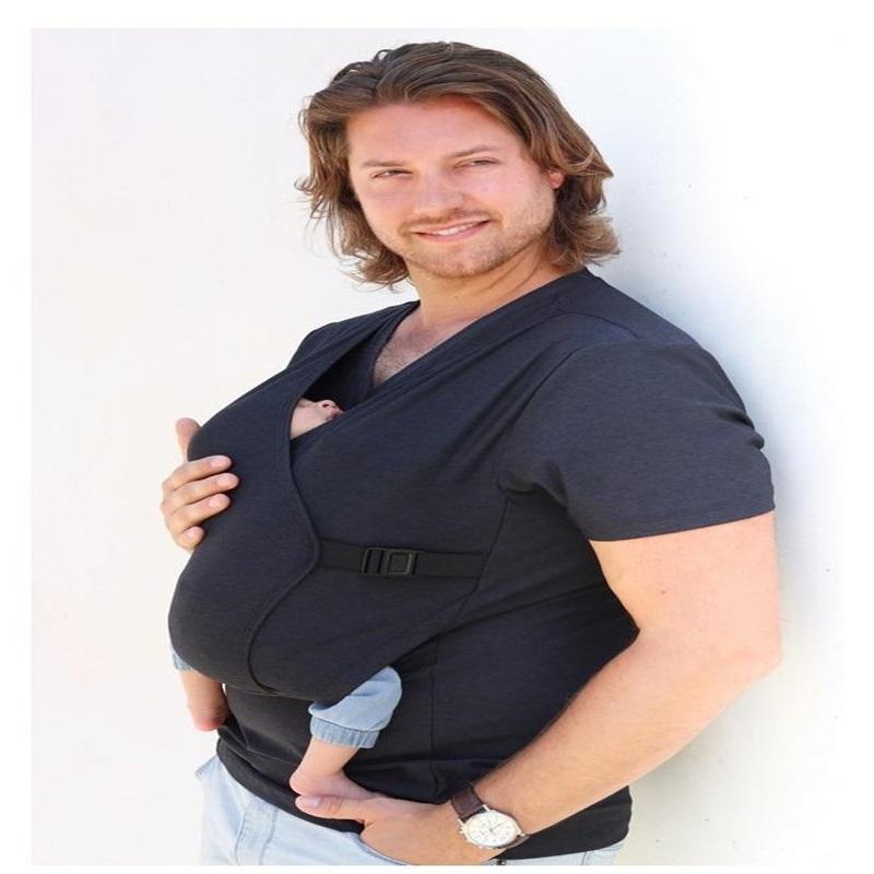 Pelle multifunzionale per la maglietta per la pelle per la pelle della pelle della mamma della mamma del bambino della mamma dei cananelli del bambino del bambino del bambino del bambino Top portanti da uomo 2067 Y2