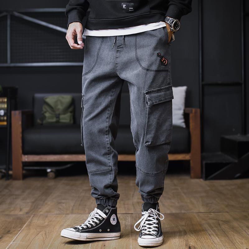 Jeans masculinos outono para homens em 2021
