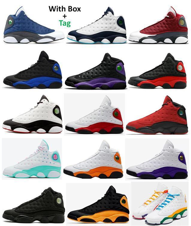 13s red flint синий обсидийский суд фиолетовый баскетбол обувь мужчины 13 гипер королевский Чикаго он получил игру Лейкерс соперники морские звёзды aurora зеленые кроссовки