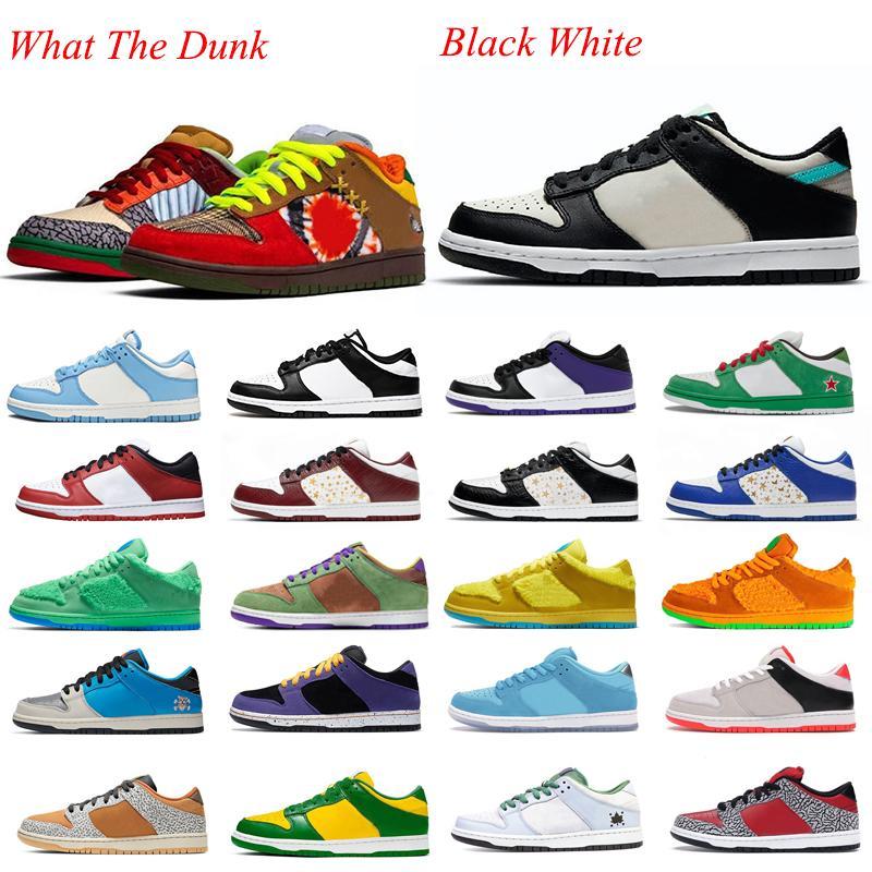 ما dunk رجل الجري الأحذية الرياضية المحكمة الأرجواني القشرة مكتنزة دانكي شيكاغو سيراكيوز هاينكن منخفضة dunks أحذية رياضية المدربين manbasketballshoes