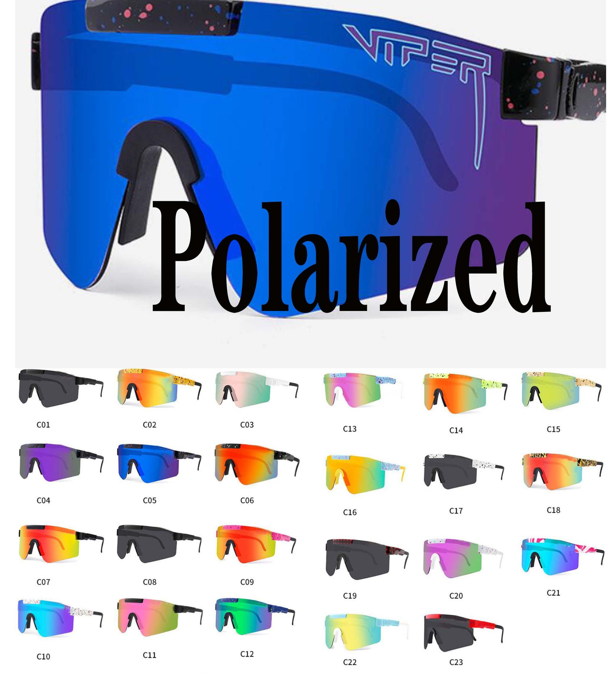 summer fashion man Polarized sunglasses film dazzle lens sports mirror cycling glasses Goggles woman 34COLOr outdoor windproof sun glasse with case polarizing