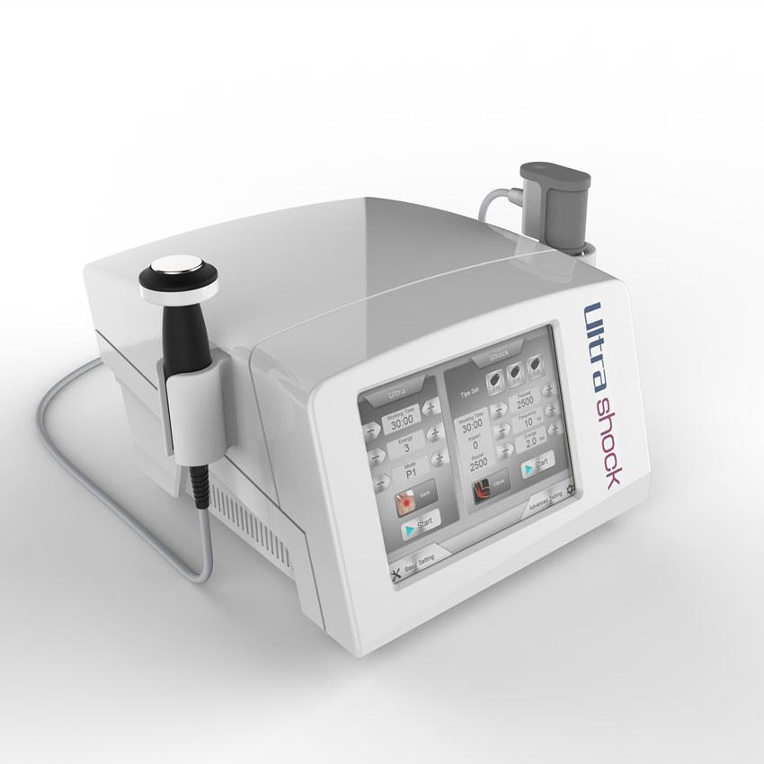 Tragbare ESWT-Shockwave-Massage-Physiotherapie für Ganzkörper-Massagegerät ultRound Wave-Therapie-Maschine