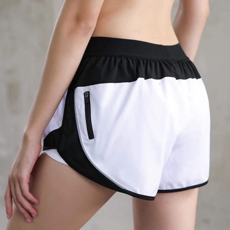 Leggings Summer Sports Shorts Falso Due Scelti Yoga Grande Yoga Abbigliamento Gym Quick Dry