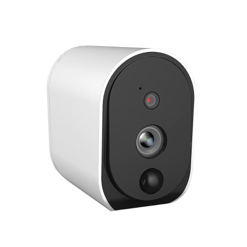 Cámaras Cámara IP de batería sin cable 1080P Full Full HD inalámbrico Resistente a la intemperie WiFi Cámara