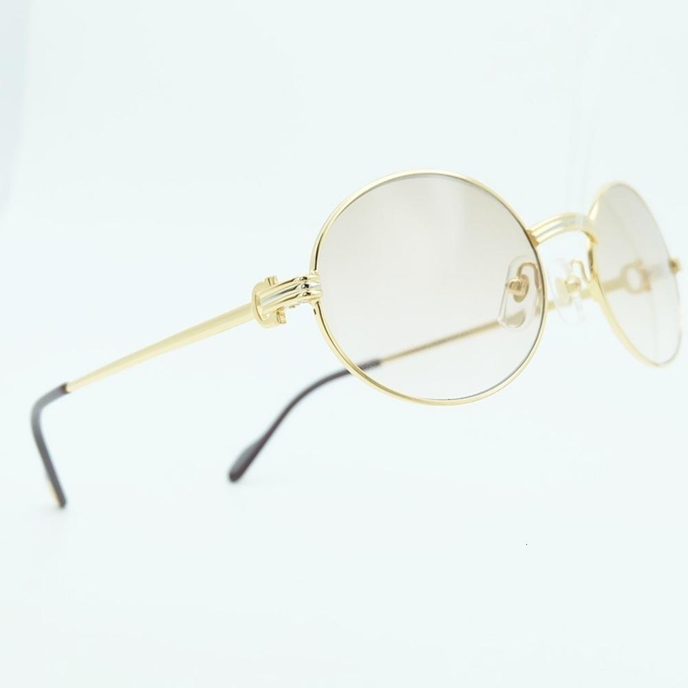 Retro Luxus Sonnenbrille Männer Marke Designer Carter Sun Gläser Brillenrahmen Eye Glas Füllung Rezept Vintage Eyewear