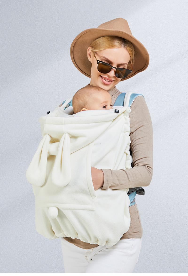 Stroller Parts & Accessories Baby Accessorie Carrier Winter Sling Cover Outdoor Thicken Cloak Waterproof Windproof Wrap Sleeping Bag