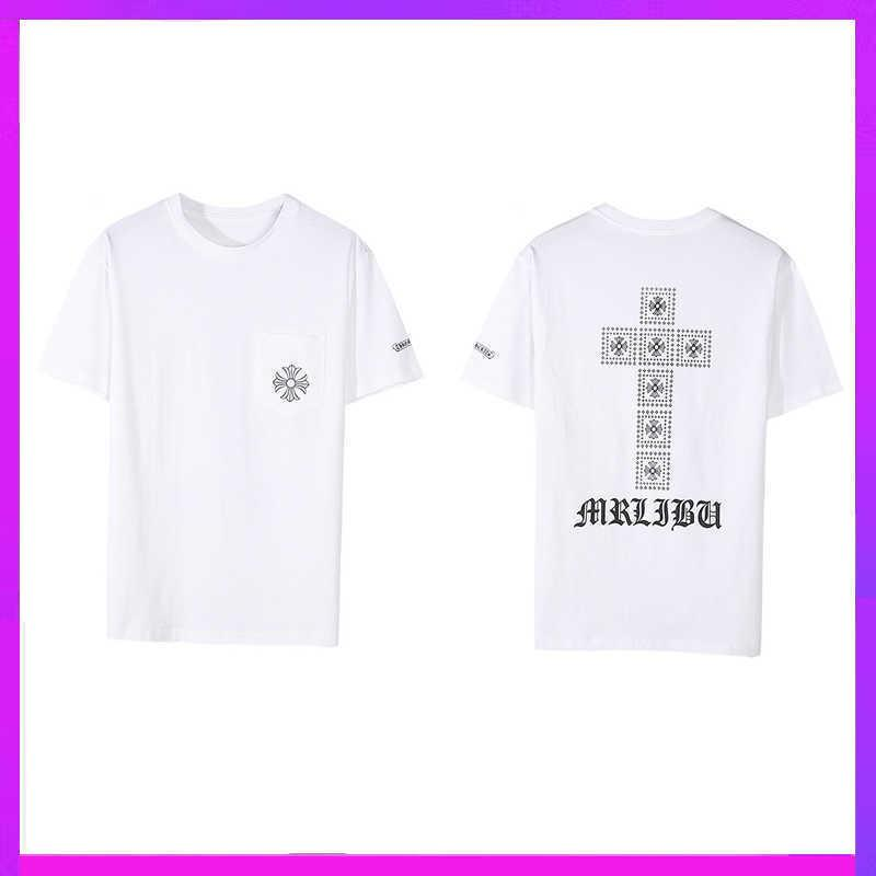 Fashion Outlet Square Cross @ T-Shirt