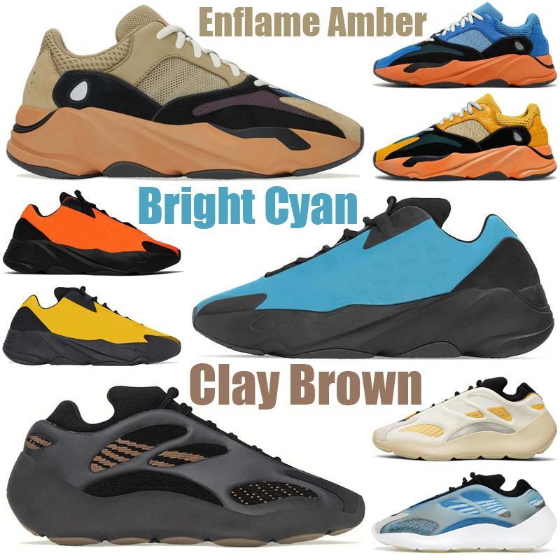 Bright Blue Cyan men women shoes Honey Flux cream sun Clay Brown Safflower Static Mauve mens trainers sports runner