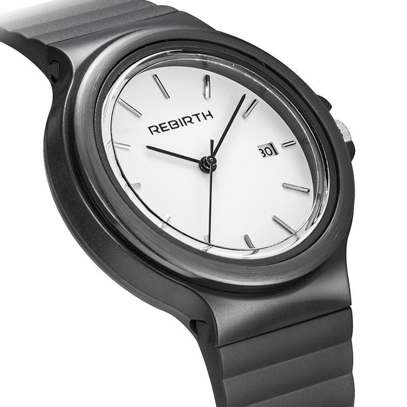 Armbanduhren luxus schwarze armbanduhr frauen weibliche quarz minimalistische elegante armband pu ziemlich uhr mode kleiduhr für damen