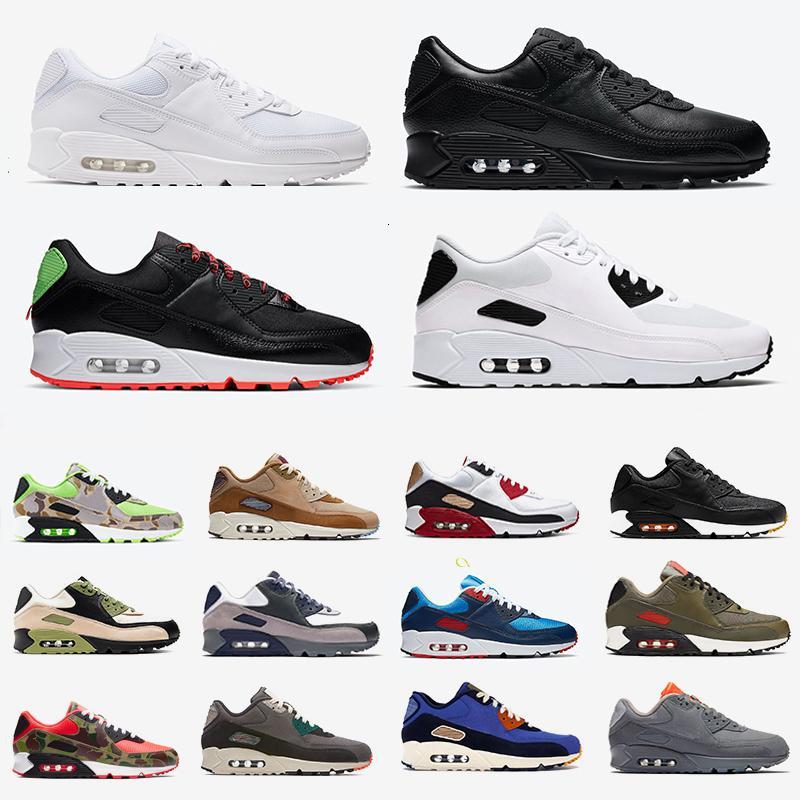 Schuhe weiß 90 Herren läuft Triple schwarz infrarot camo weltweit premium se rot hyper prape royal 90s männer frauen trainer sport turnschuhe
