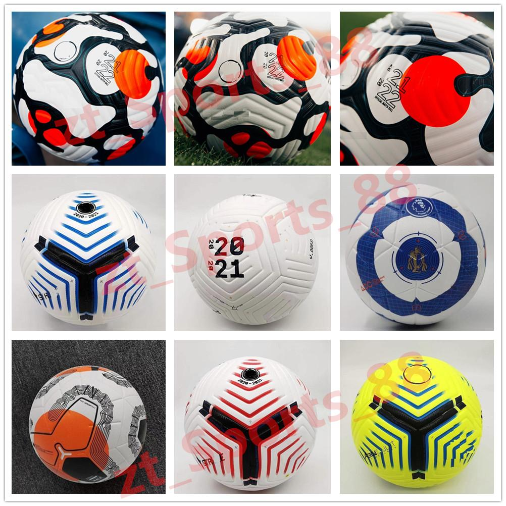 Club League top PU Soccer ball 2021 Final KYIV size 5 balls Premier granules slip-resistant football