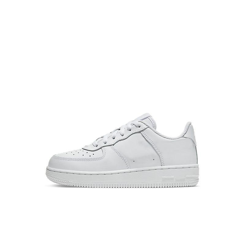 Taglio basso classico tutto bianco nero sport sneaker casual trainer bambini ragazzo ragazza bambini scarpe da skate taglia26-35