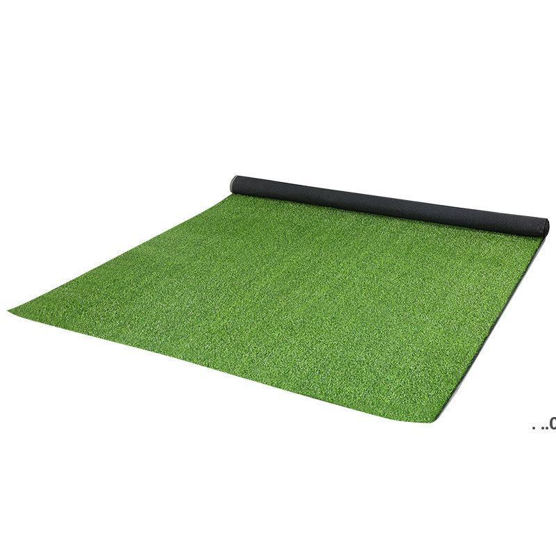 Mat de césped Decoraciones de jardín Verdes Césped artificiales verdes Pequeñas alfombras de césped Fake SoD Home Home Musgo para el piso Decoración de la boda FWA7439
