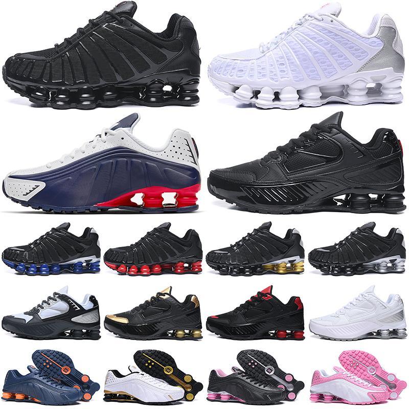 chaussures shox tl shoes stock x Running Shoes رجال نساء أحذية رياضية