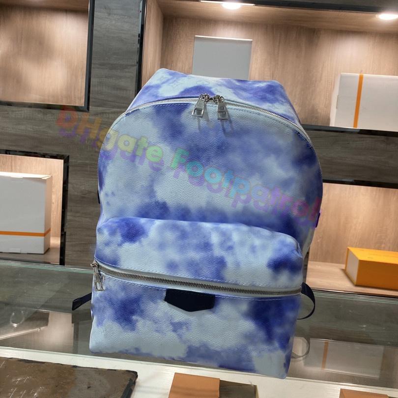 2021 Moda Kadın Sırt Çantası Omuz Çantaları Degrade Luxurys Tasarımcılar Çanta Çantalar Klasik Kalite Seyahat Çantası Kılıf Crossbody Çanta Mini Cüzdan Çok Cep