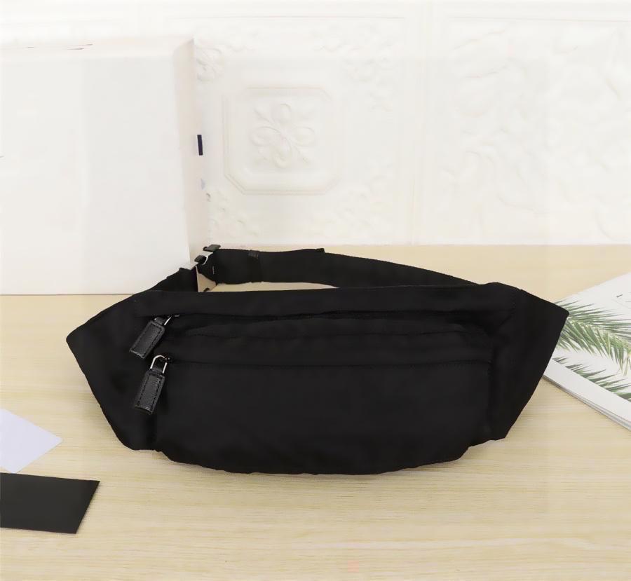 bags Women men waist bags fashion shoulder bag high quality nylon chest belt crossbody bag handbag Fannyback bumbag