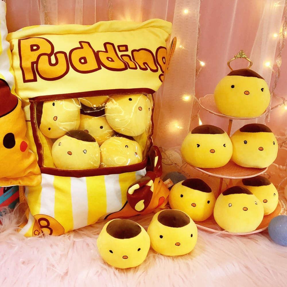 Animaux en peluche Stuffed Peluche Chaise physiqueToy Jaune Poulet Jaune Coréen Petite Poupée Jolie Coussin Coussin Coussin Girl Coussin