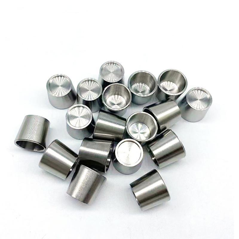Peak Insert Titan Quarzschüssel für Rauchzusätze Wohnung Top Mini Glas Dabber Rig