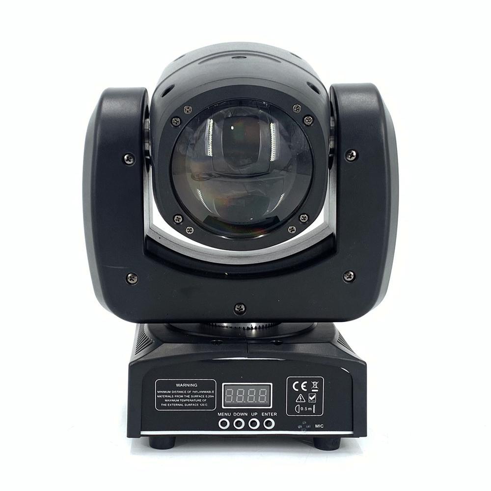 90W LED RGBW 4 في 1 نقل رأس العارض ل DJ Disco السوبر مشرق LED LED