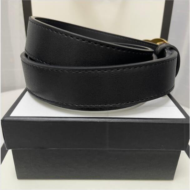 2021 Mode Big Schnalle Echtes Ledergürtel mit Box Designer Männer Frauen Hohe Qualität Herrengurte AAA607