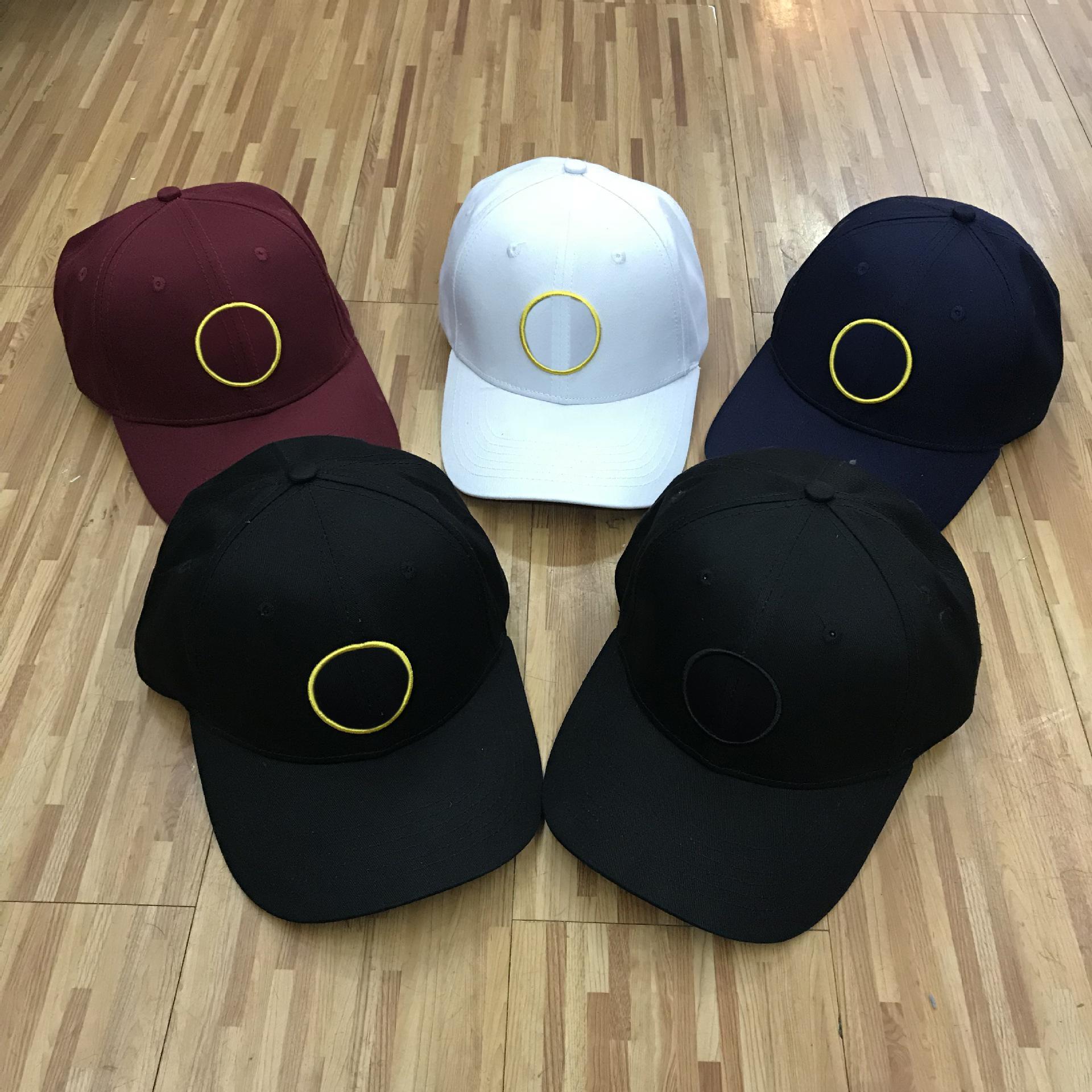 هايت الجودة قبعات البيسبول الصيف التطريز الكرة كاب المرأة قبعة الشمس في الهواء الطلق قابل للتعديل الرجال مصمم القبعات