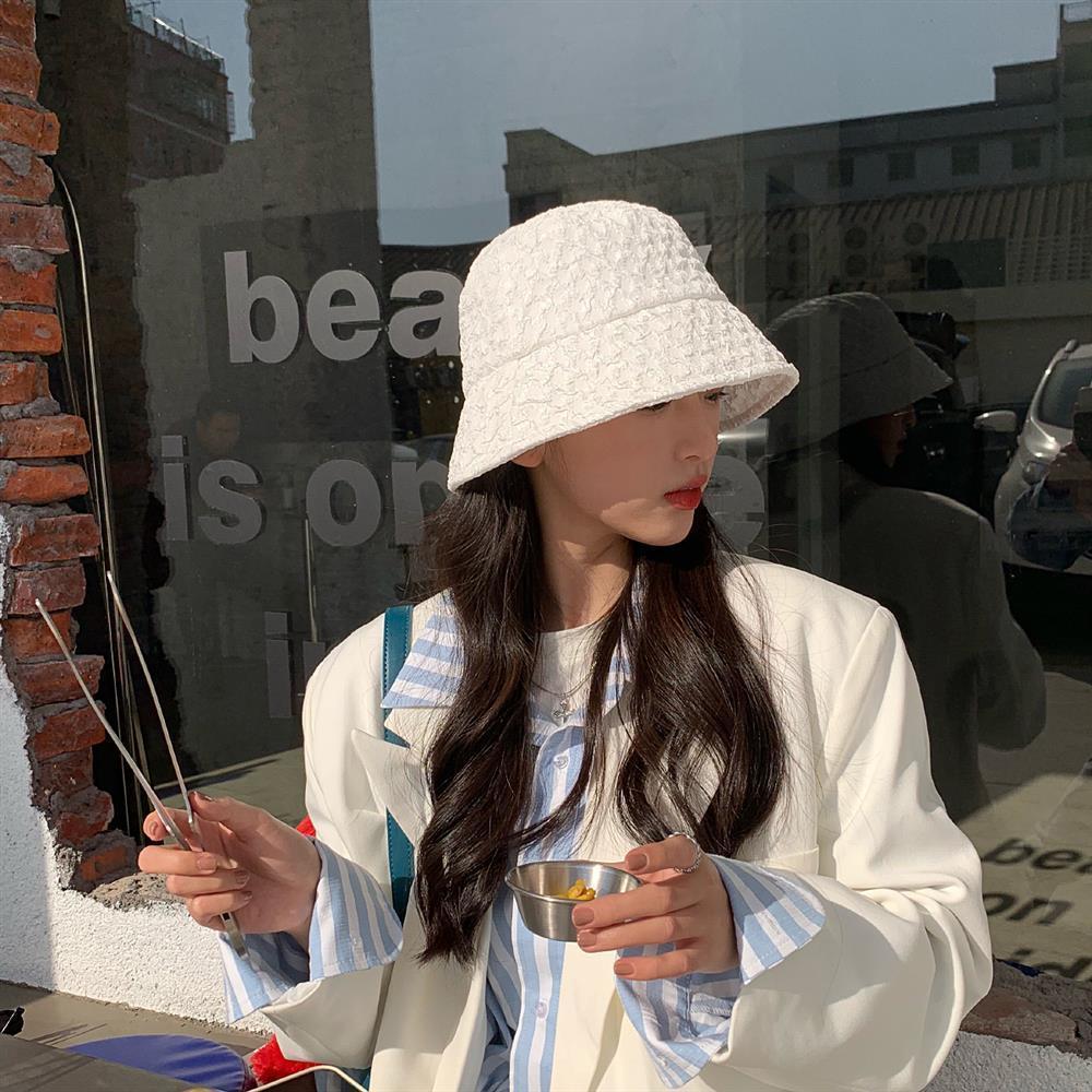 [Zrsn] 2021 Sombrero de pescadores de la luz madura de la primavera para las mujeres
