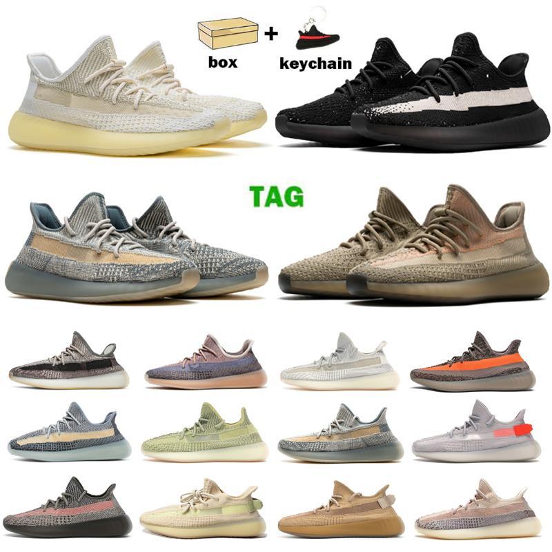 Yeezy shoes ancien luxe chaude Chaussette designer Speed Trainer Marque Chaussures noir blanc rouge plat Chaussettes De Mode Bottes Baskets Baskets Runner taille 36-45