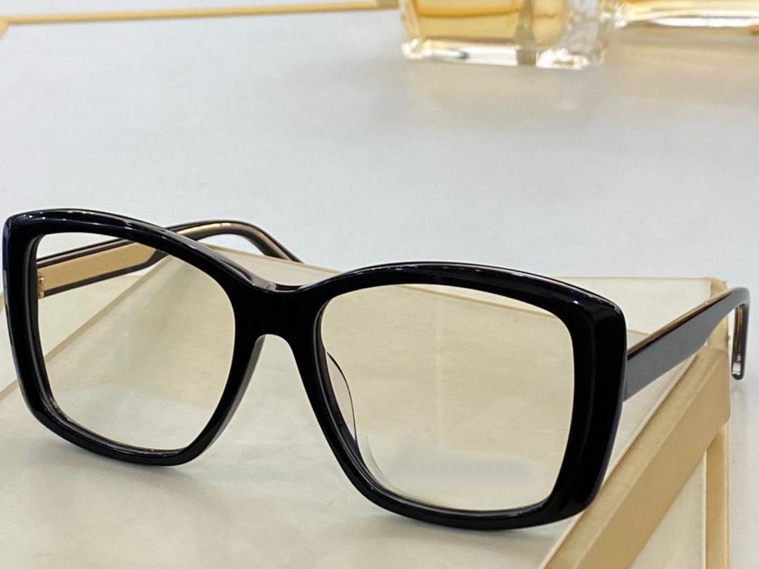 Okulary ramki Wyczyść obiektyw Najnowsze Sprzedawanie Moda 0135 Okulary Okulary Ramki Przywracanie starożytnych sposobów Mężczyźni Oculos de Grau i kobiety z przypadkiem