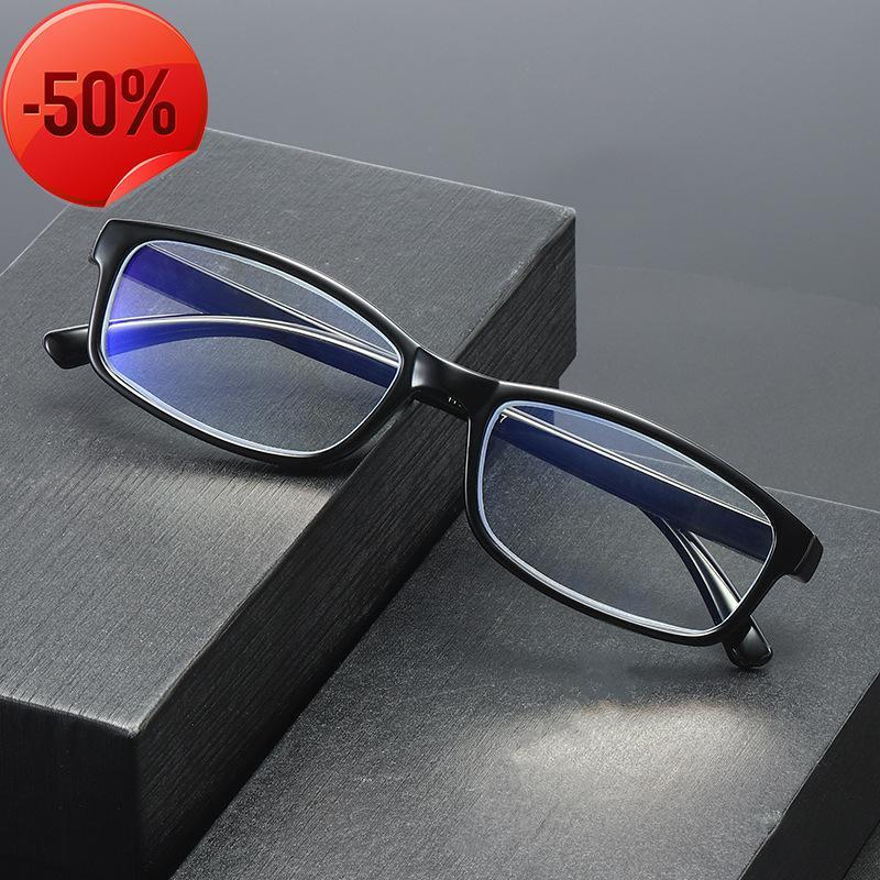 Blaue leichte Proof TR90 Presbyopische Gläser für mittleren Alters und ältere Frauen Simple Lesung 5107