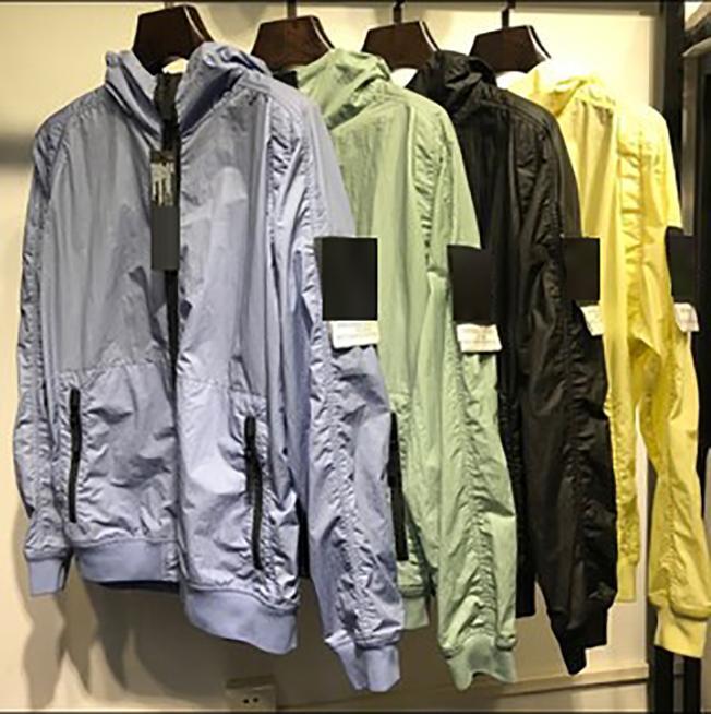 topstoney konng gonng primavera y verano chaqueta delgada moda abrigo de marca al aire libre sol a prueba de solvientos protección sol protector solar impermeable011