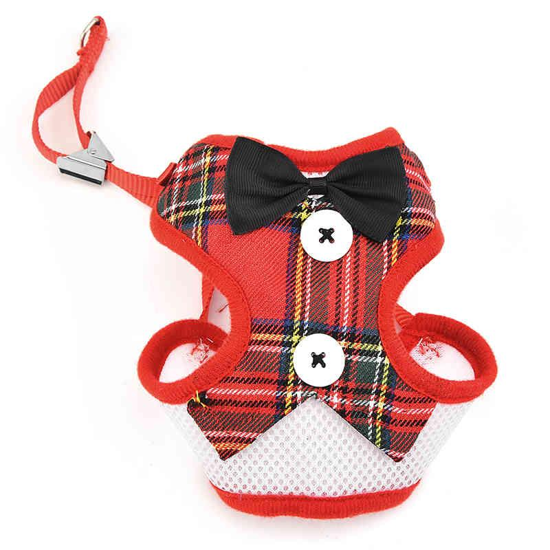 Factory Direct Pet Leather Dog Clothing Vest Chest Belt Dog Leather Belt Pet Supplies Clothing Dog Collars Pet's collar