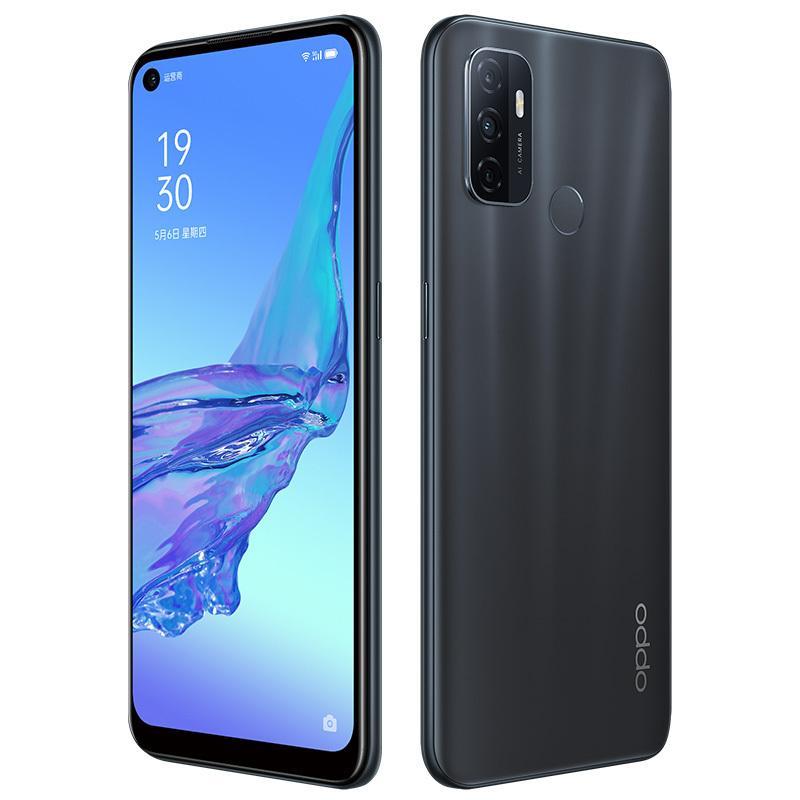 Original Oppo A11s 4G LTE Mobile Phone 8GB RAM 128GB ROM Snapdragon 460 Octa Core Android 6.5 inches LCD Full Screen 90Hz 13MP OTG 5000mAh Fingerprint ID Smart Cellphone